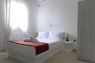 Deluxe Double Room with Garden view valena mare bedroom