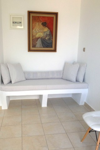 Deluxe Double Room with Garden view valena mare lounge