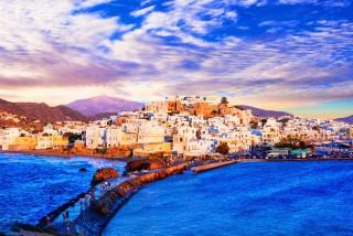 location valena mare naxos island