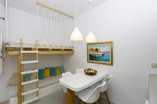 superior sea view apartment 1st floor valena mare child room