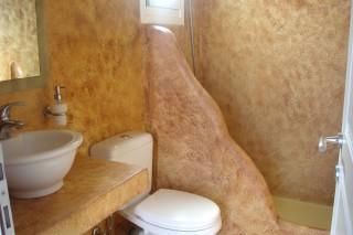 superior sea view studio 1st floor valena mare bathroom