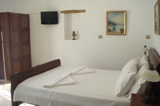 superior sea view studio 1st floor valena mare bed