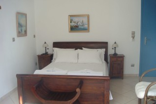superior sea view studio 1st floor valena mare bedroom