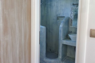 superior sea view studio 1st floor valena mare shower