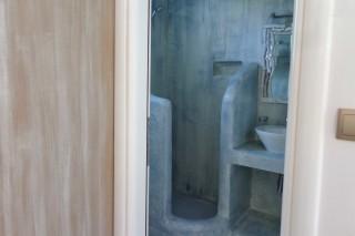 superior sea view studio 1st floor valena mare shower